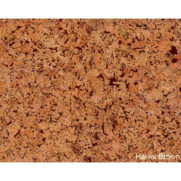 Parafa falburkolat Hawai Brown viaszolt 600x300x3mm