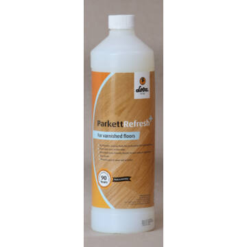 LOBAHOME ParkettRefresh+ lakkozott felületek tisztitó és ápolószere