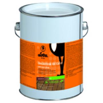 Loba Deck&TeakOil bangkirai sötét (dunkel) kültéri olaj, 2,5L