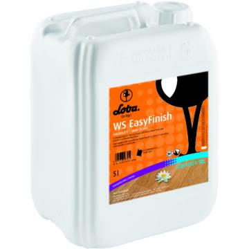 Loba 1K EasyFinish selyemfényű lakk, 5L