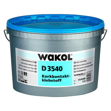 Wakol D3540 parafa kontaktragasztó, 5 kg