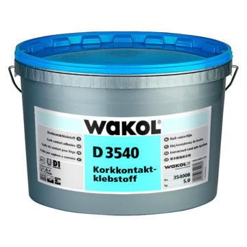 Wakol D3540 parafa kontaktragasztó, 2,5 kg