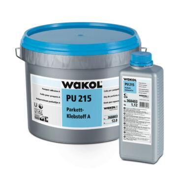 Wakol PU215 2K poliuretán parketta ragasztó, 13,12 kg