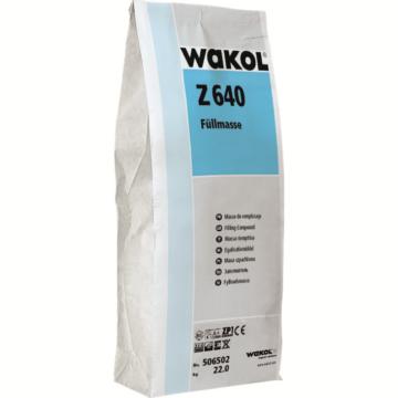 Wakol Z640 hézagkitöltő (finom), 25 kg
