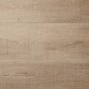 Vinyl HydroCork padló Sawn Bisque Oak (33), mikrofózolt 1225x195x6mm