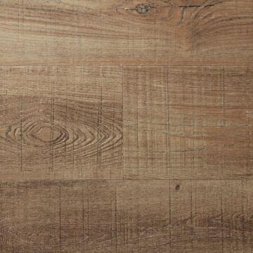 Vinyl HydroCork padló Sawn Twine Oak (33), mikrofózolt 1225x145x6mm