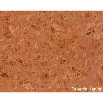 Parafa falburkolat Dekwall Tenerife Natural viaszolt 600x300x3mm
