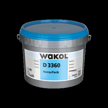 Wakol D3360 VersaTack LVT, PVC ragasztó, 14 kg