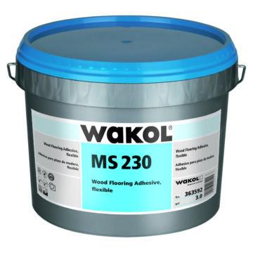 Wakol MS230, rugalmas parketta ragasztó, 18 kg