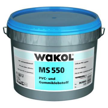 Wakol MS550 LVT, PVC, HydroCork, linóleum, gumi, vízálló ragasztó