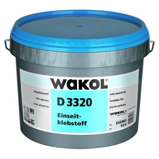 Wakol D3320 LVT és PVC ragasztó