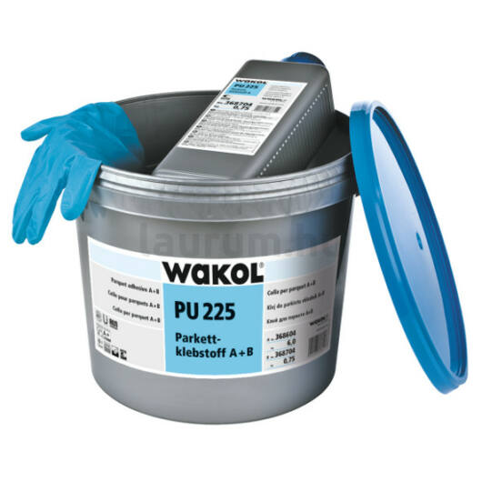 Wakol PU225 2K poliuretán parketta ragasztó