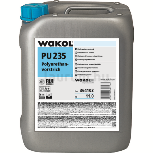 Wakol PU235 1K gyanta