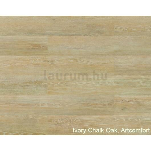 Ivory Chalk Oak nyomtatott parafa parketta