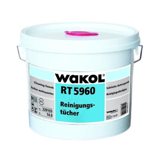 Wakol RT5960, tisztítókendő